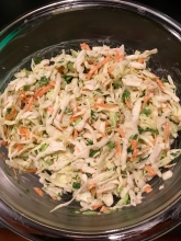 Slaw Topping